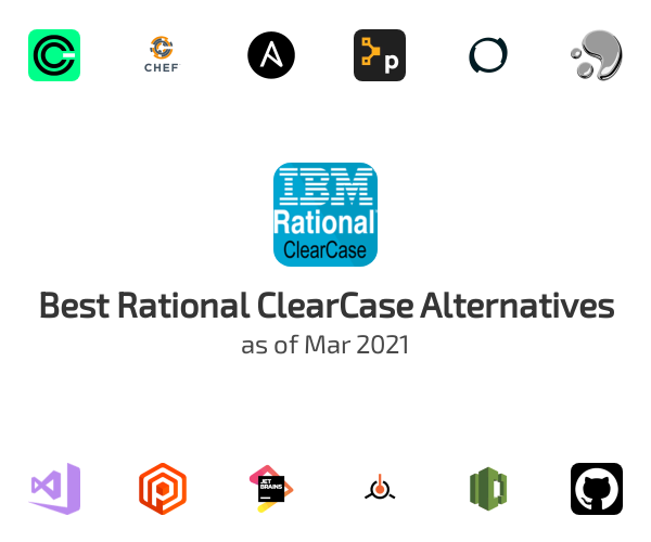 Best Rational ClearCase Alternatives