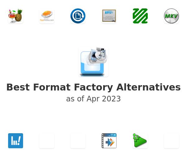 Best Format Factory Alternatives