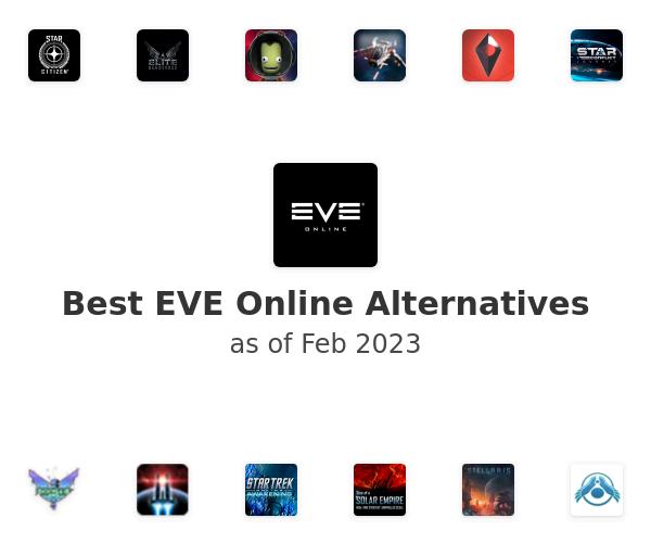 Best EVE Online Alternatives