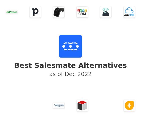 Best Salesmate Alternatives