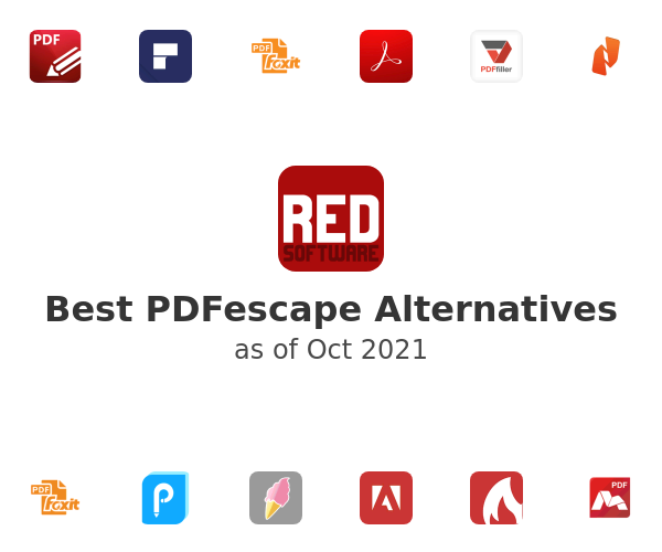 Best PDFescape Alternatives