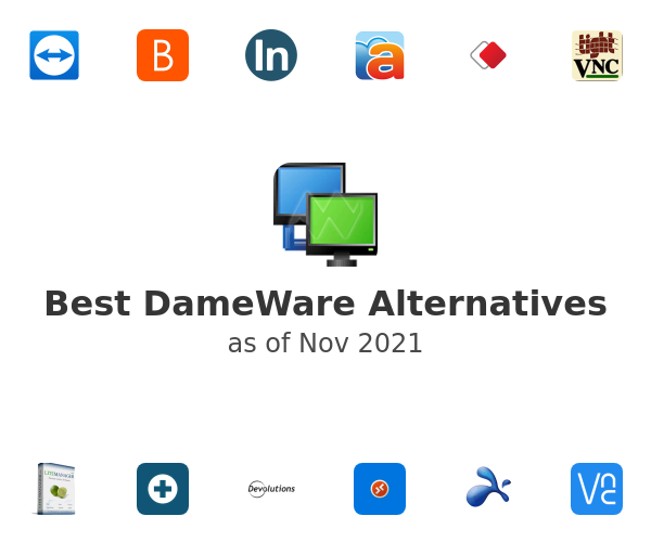 Best DameWare Alternatives