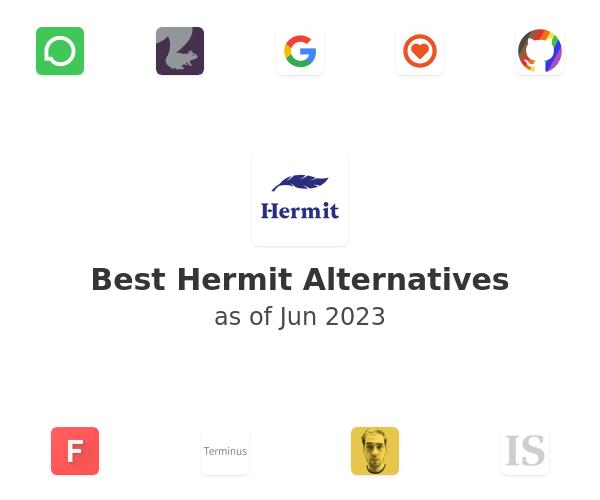 Best Hermit Alternatives