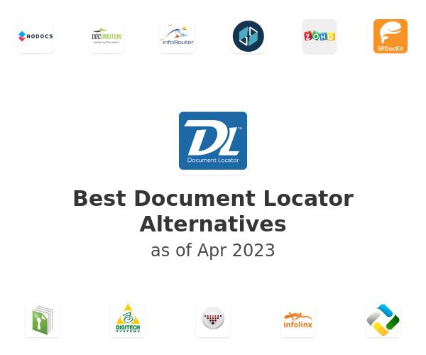 Best Document Locator Alternatives