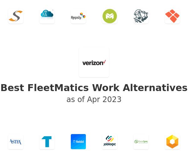 Best FleetMatics Work Alternatives