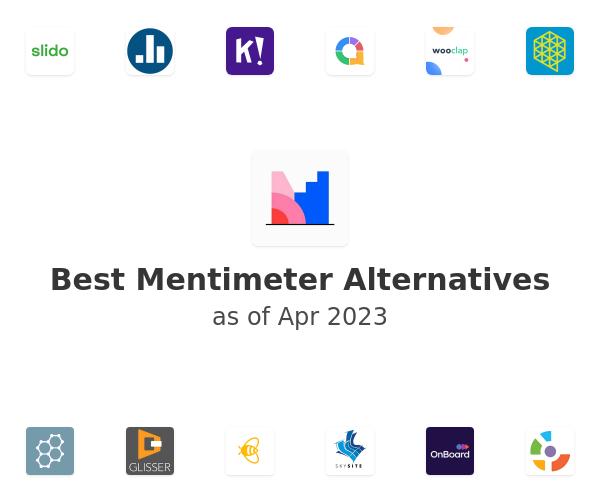 Best Mentimeter Alternatives