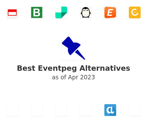 Best Eventpeg Alternatives