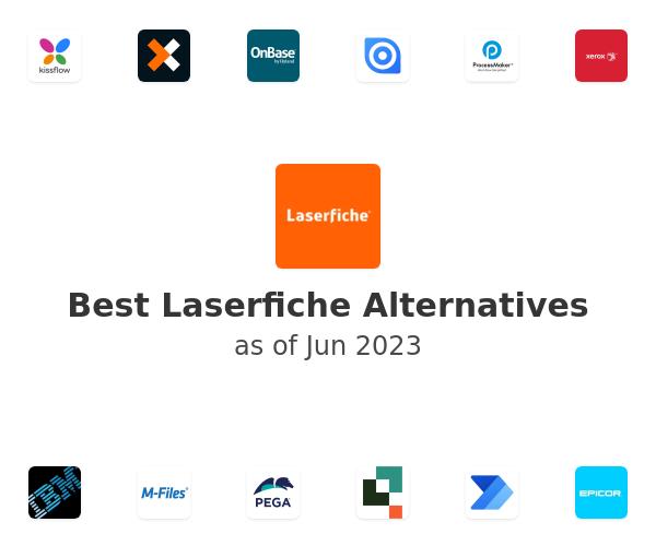 Best Laserfiche Alternatives