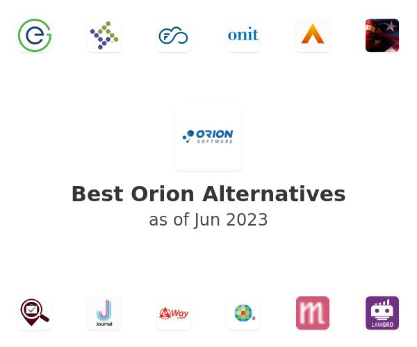 Best Orion Alternatives