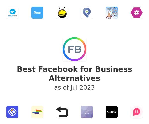 Best Facebook for Business Alternatives