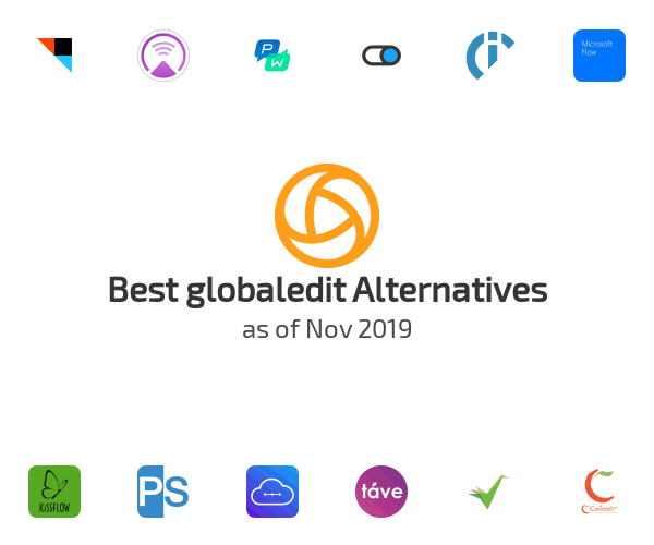 Best globaledit Alternatives