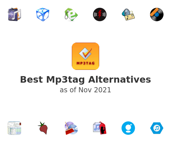 Best Mp3tag Alternatives