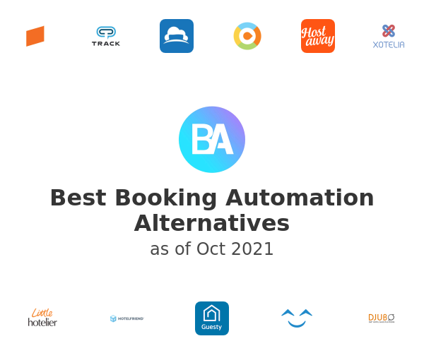 Best Booking Automation Alternatives