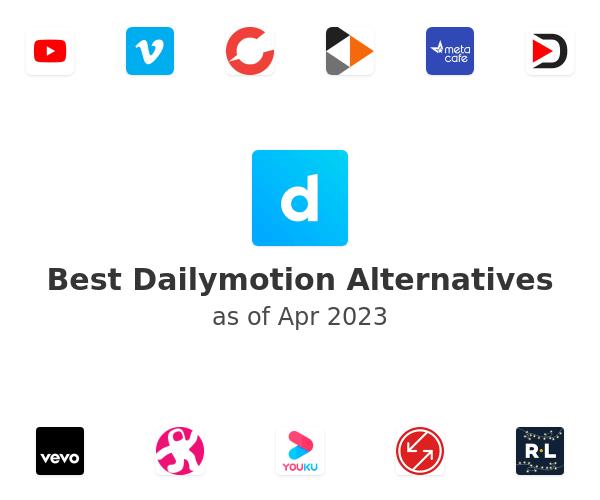 Best Dailymotion Alternatives