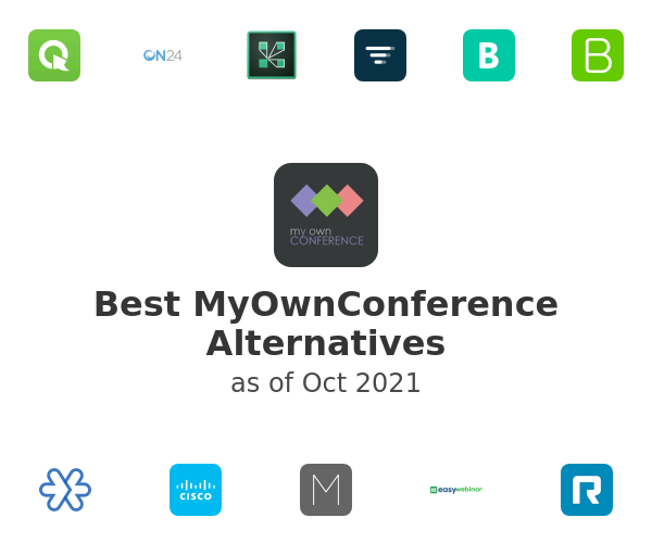 Best MyOwnConference Alternatives