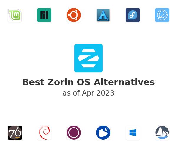 Best Zorin OS Alternatives