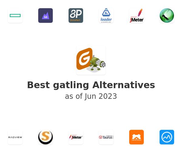 Best gatling Alternatives