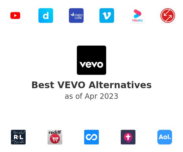 Best VEVO Alternatives