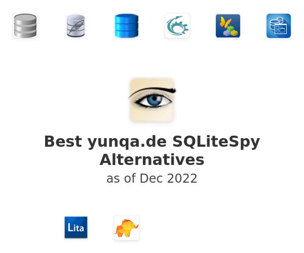 Best yunqa.de SQLiteSpy Alternatives