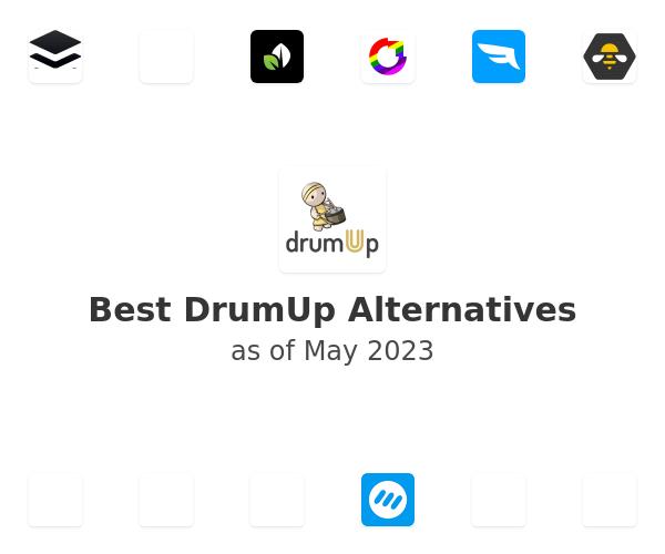 Best DrumUp Alternatives