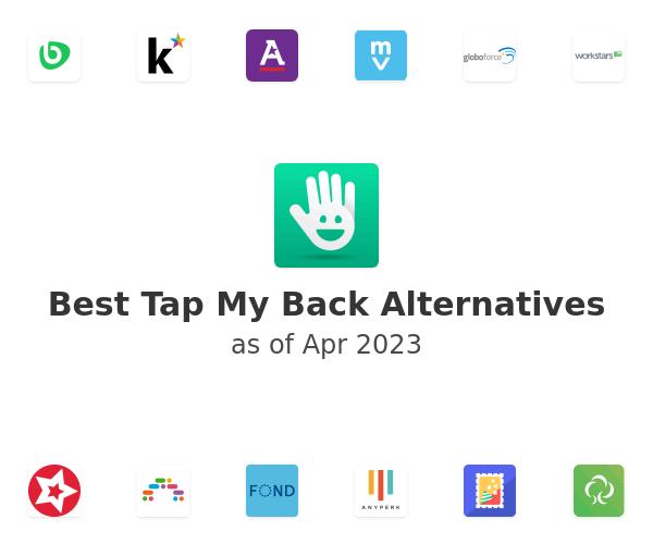 Best Tap My Back Alternatives