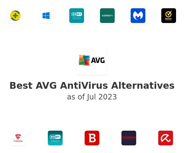 Best AVG AntiVirus Alternatives