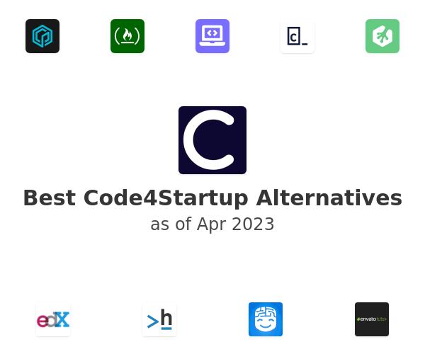 Best Code4Startup Alternatives