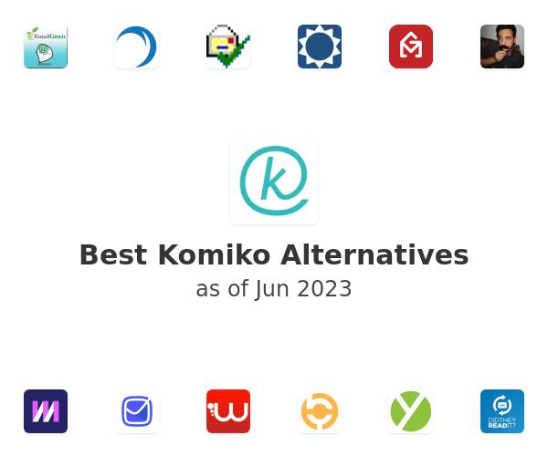 Best Komiko Alternatives