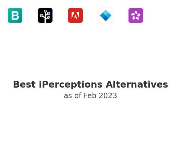 Best iPerceptions Alternatives