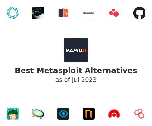 Best Metasploit Alternatives