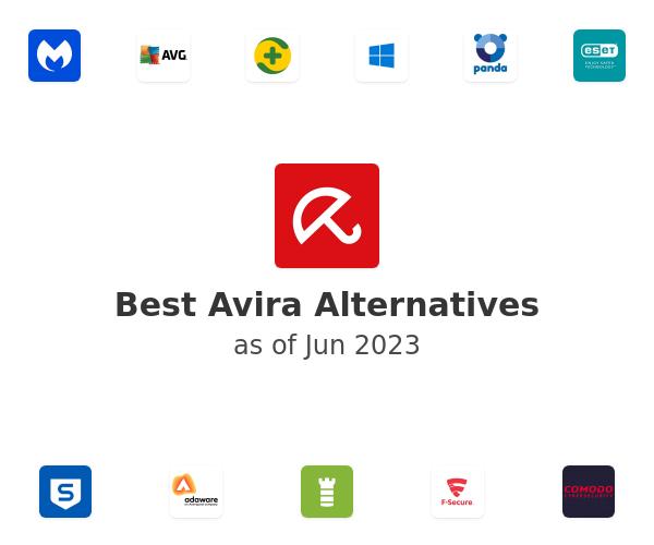 Best Avira Alternatives