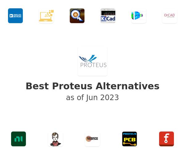 Best Proteus Alternatives