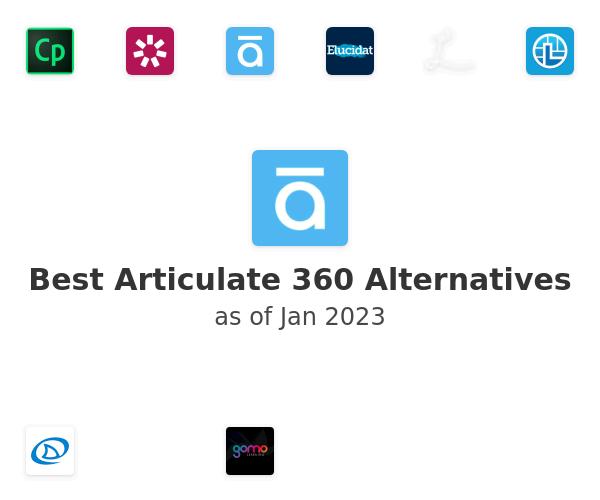 Best Articulate 360 Alternatives