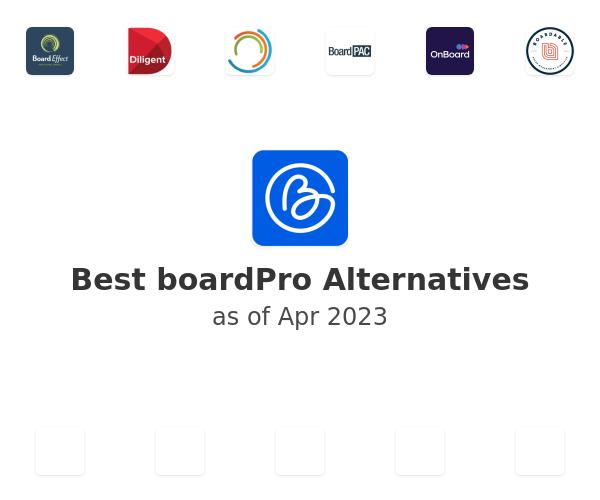 Best boardPro Alternatives