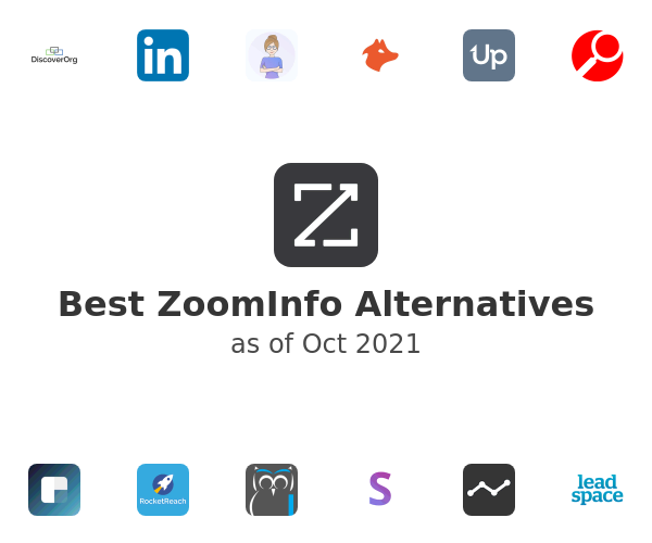 Best ZoomInfo Alternatives