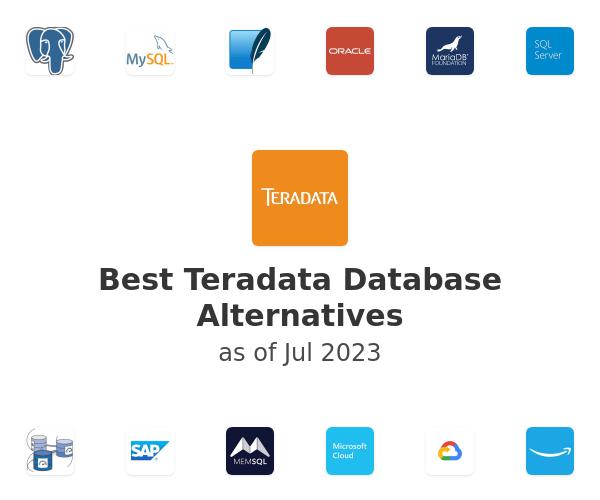 Best Teradata Database Alternatives