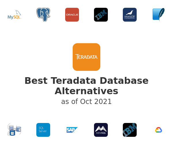 Best Teradata Database Alternatives
