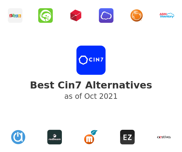 Best Cin7 Alternatives