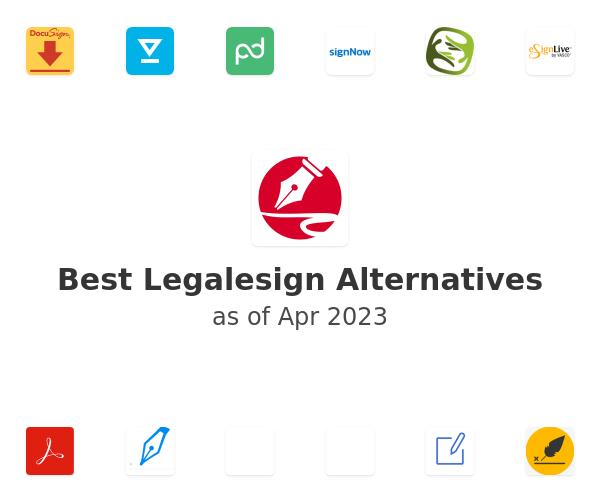 Best Legalesign Alternatives
