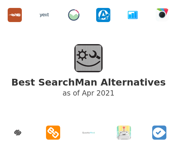 Best SearchMan Alternatives