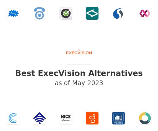 Best ExecVision Alternatives
