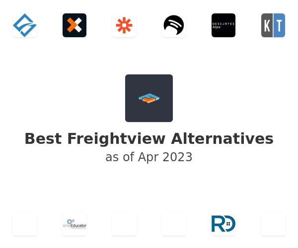 Best Freightview Alternatives
