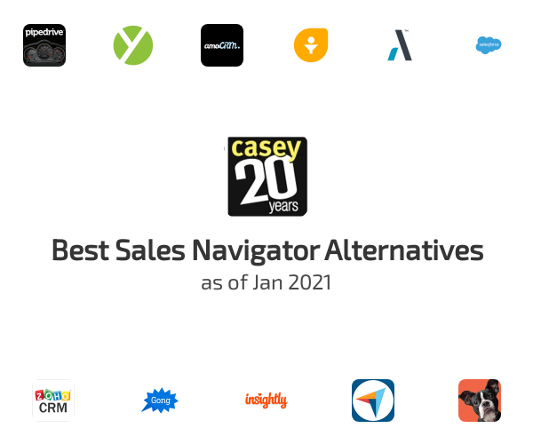 Best Sales Navigator Alternatives
