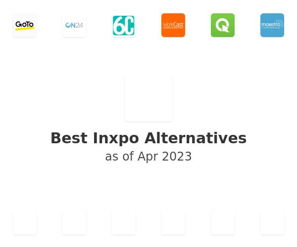 Best Inxpo Alternatives