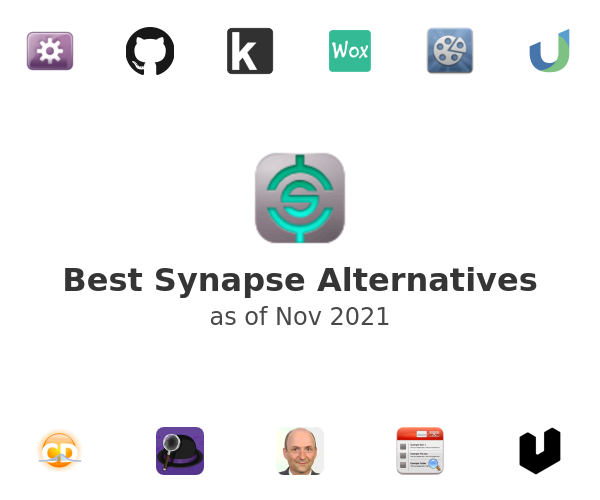 Best Synapse Alternatives