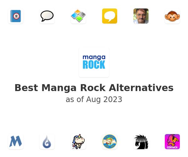 Best Manga Rock Alternatives