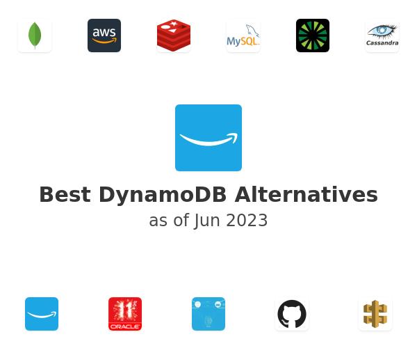 Best DynamoDB Alternatives
