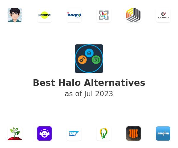 Best Halo Alternatives