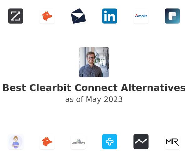 Best Clearbit Connect Alternatives