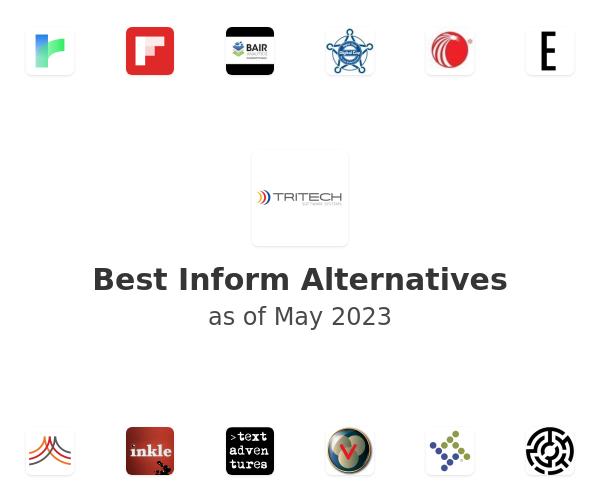 Best Inform Alternatives